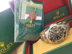 rolex brand new watch with box