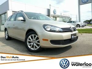 2012 VW Golf Wagon Comfortline 2.5L with BLUETOOTH