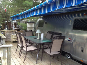 31 Airstream International 1 bedroom