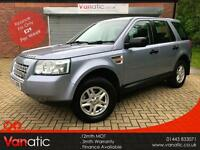 2007/57 Land Rover Freelander 2 2.2Td4 S, 3mth Warranty