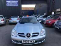 2005 Mercedes-Benz SLK 1.8 SLK200 Kompressor 2dr