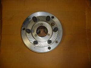 3 Jaw Chuck - DIN 11 Mount
