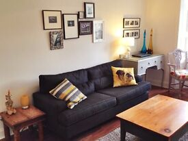 1 bedroom flat for festival let Leith