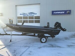 2010 G3 UV-14 with a 15 Hp Mercury 4 Stroke