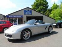 2005 05 PORSCHE BOXSTER 3.2 24V 987 TIPTRONIC S 2D 280 BHP FULL LEATHER SERVICE