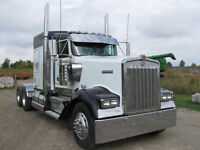 Kenworth W900 L Heavy Spec