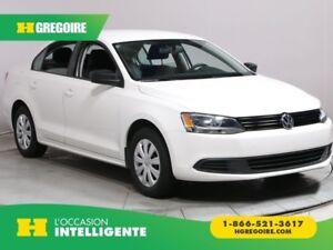2013 Volkswagen Jetta Trendline MANUELLE AC GR ELECT