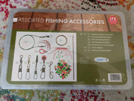 Fishing Accessories 175 piece NEW