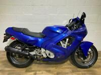 Honda cbr600f 1988 spares or repair project cheap track bike good project 600cc