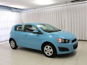 2014 Chevrolet Sonic GORGEOUS!! 5DR HATCH WITH ON-STAR AND KEYLE