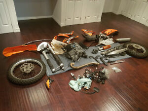 KTM Parts (2015 500EXC and other models)