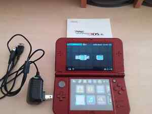 """new"" Nintendo 3DS with 128gb microSD"