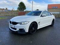 2014 BMW 4 Series 3.0 435D XDRIVE M SPORT 2d 309 BHP Coupe Diesel Automatic