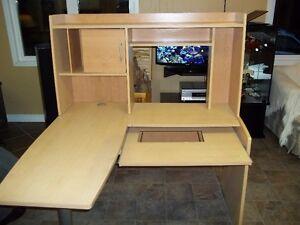 Meuble d'ordinateur et chaise ajustable ** Combo Deal **