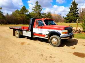 1997 FORD 7.3 5spd 4WD