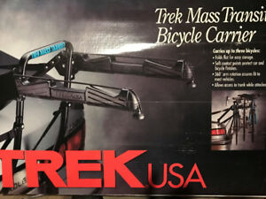 Trek Mass Transit Bicycle Carrier - $75 (Mississauga)