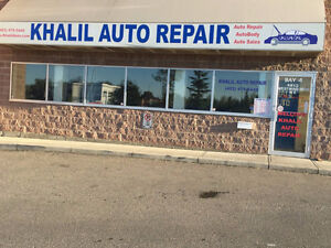 auto repairs/denting painting/auto sales and auto detailing