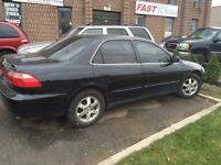 2000 Honda Accord 201kms mint condition