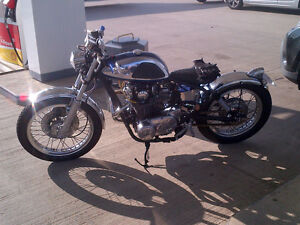1974 Yamaha XS650 full Custom