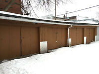 Large private garage for storage or parking 21' by 10' Lachine