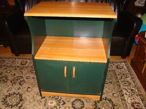 Microwave stand/ great for cupboard for books etc..just reduced