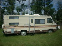 1983 Southwind RV, Very Reliable, Owner motivated to sell.