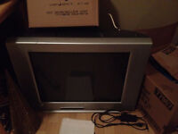 old sony TV