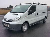 60 Plate Vauxhall Vivaro 2.0CDTI ( 115ps ) (Renault trafic) 2900 LWB