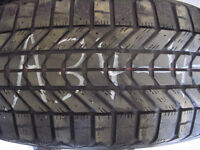 Four Firestone Winter Force 215/55R17 Used Tires
