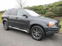 2008 Volvo XC90 2.4 D5 SE AWD Automatic SE 185 BHP 12 Months M.O.T. 7 Seater 4X4