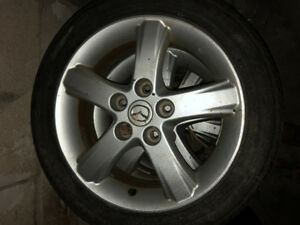 "Mazda 16"" summer tires for SALE!!!"