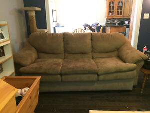 Couch,recliner,love seat set!
