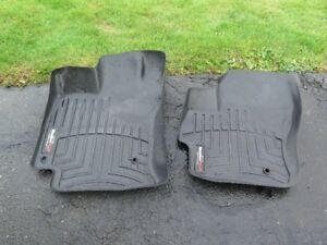 Weathertech Floor Mats - Fit Mazda 3