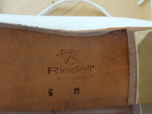 Reidel Women's Figure Skates size 6 Kitchener / Waterloo Kitchener Area image 5