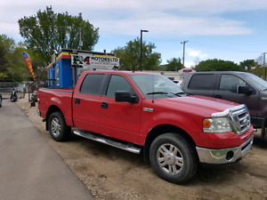 2008 ford 150 4x4