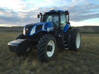 2014 New Holland T8 330