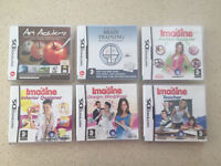 Nintendo DS educational games