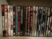 $2.00 BLU RAYS AND DVDS