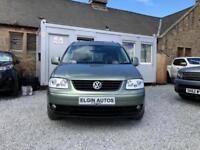 2009 (09) Volkswagen Caddy Maxi Life 1.9 TDI DSG Auto ( 105 bhp )