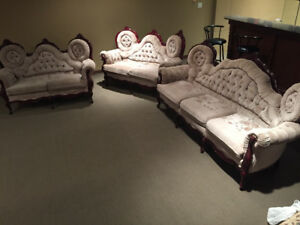 Gently used sofas