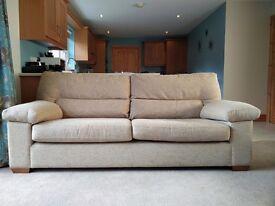 3seat sofa M&S