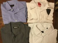 Men's Shirts x4 Size Medium £10 Collected + £5pp