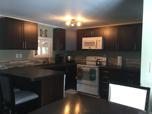 Fully renovated mobile home a 2.16 acres