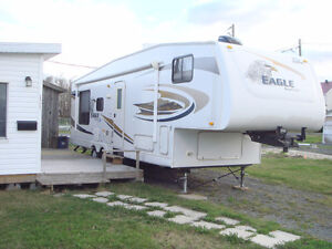 roulotte Eagle jayco 30.5 pieds