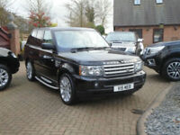 2006 Land Rover Range Rover Sport 4.2 V8 Auto Supercharged