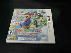 Mario Party Island Tour, For 3DS, Complete in box