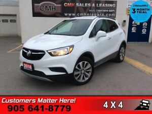 2018 Buick Encore Preferred  AWD CAMERA P/SEAT 8 -TOUCH BT-STREA