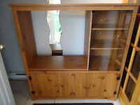 TV stand - entertainment unit - Bookshelf - Storage