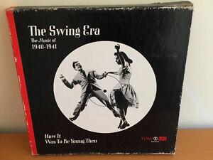 Record Set (3) - The Swing Era 1940-1941
