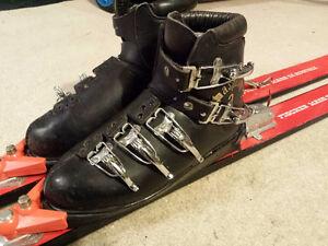 Vintage Aspen Italian Ski Boots